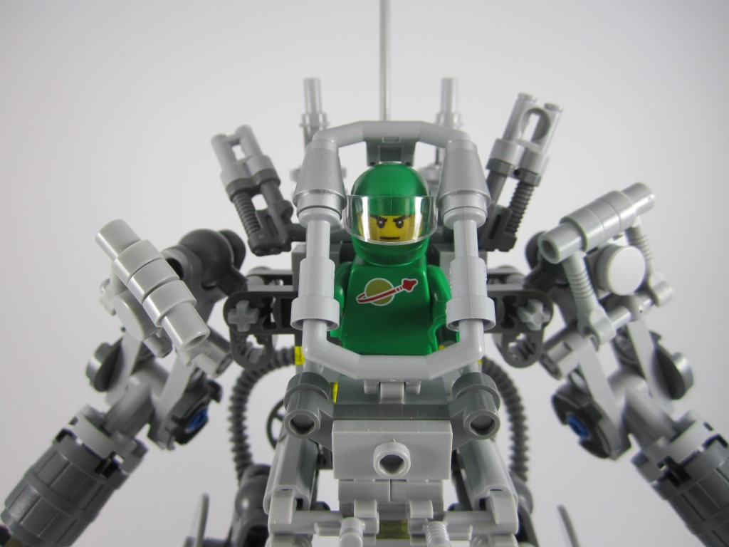 Review: LEGO Ideas 21109 Exo Suit