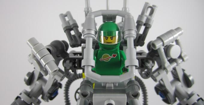 Review: LEGO Ideas 21109 Exo Suit