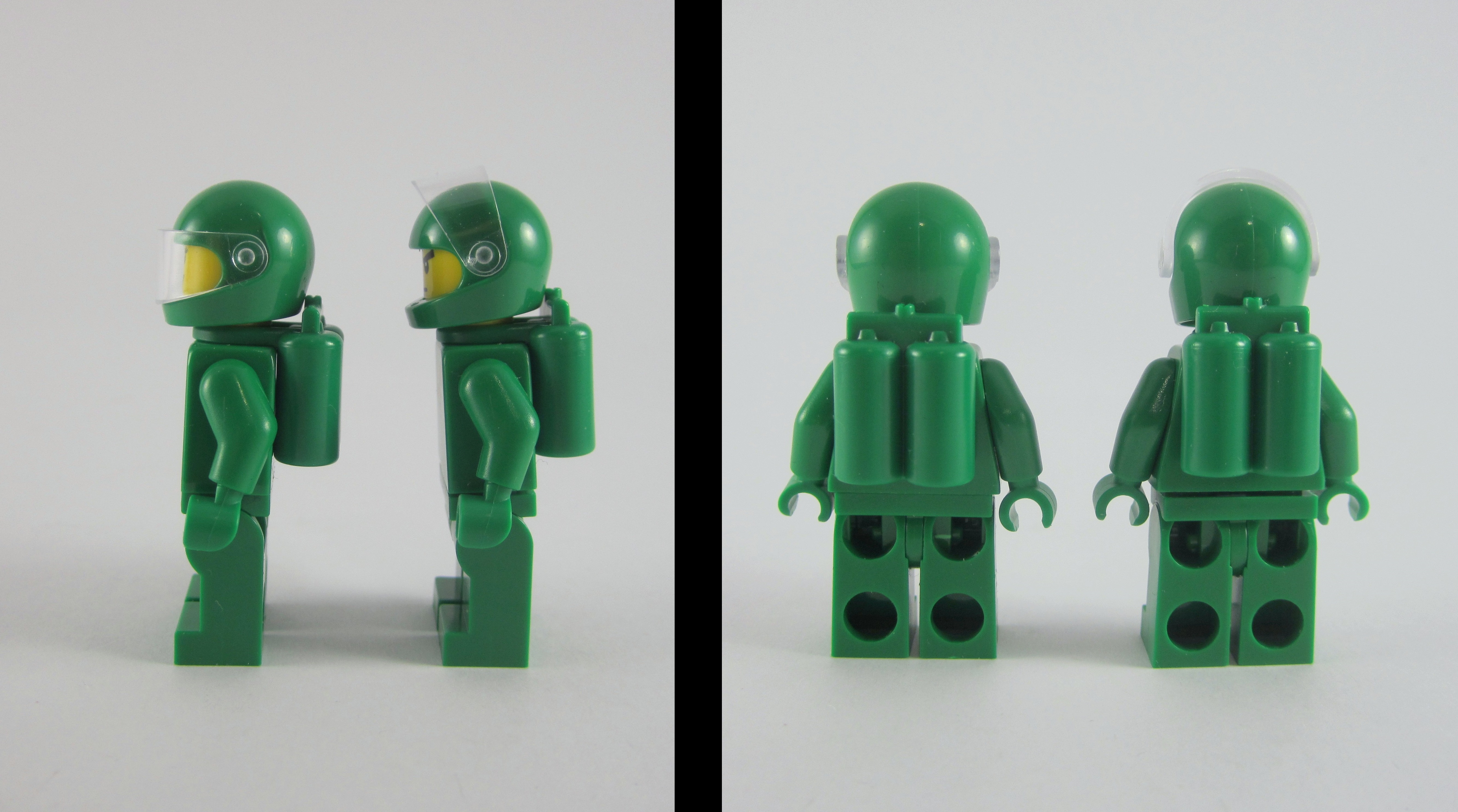 green space suits - photo #12