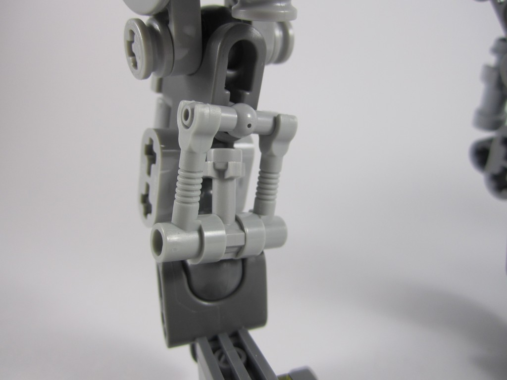 LEGO 21109 Exo Suit Jiggly Bits