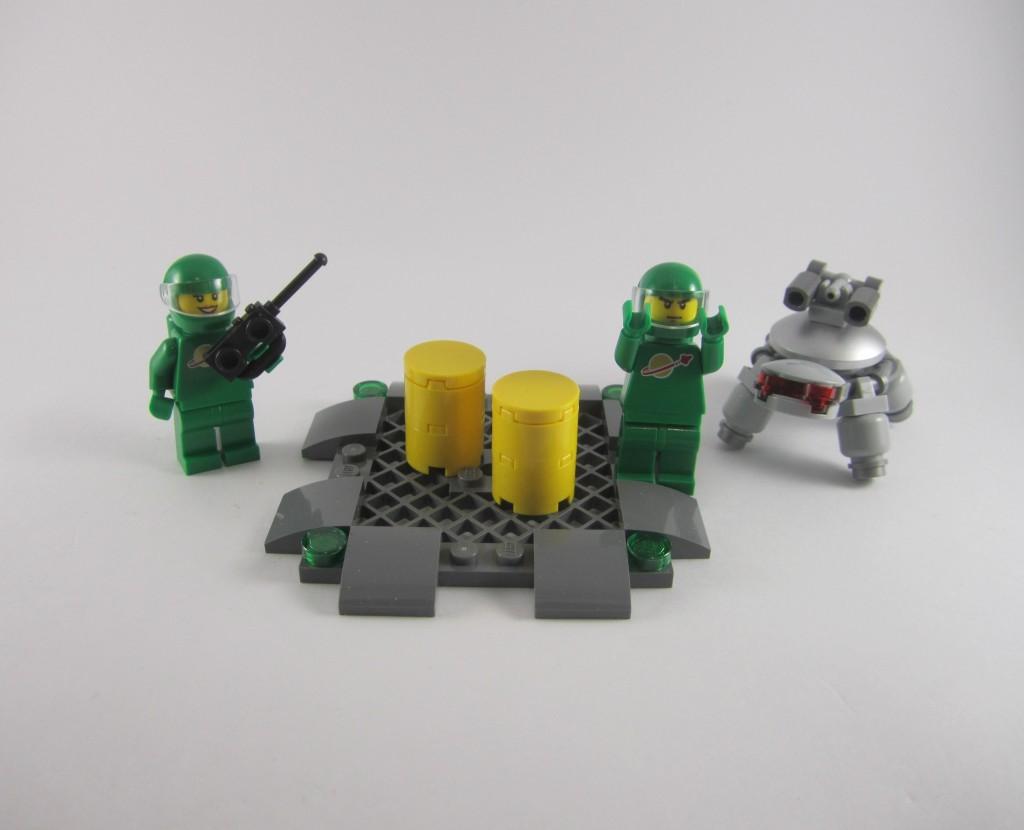 LEGO 21109 Exo Suit Platform