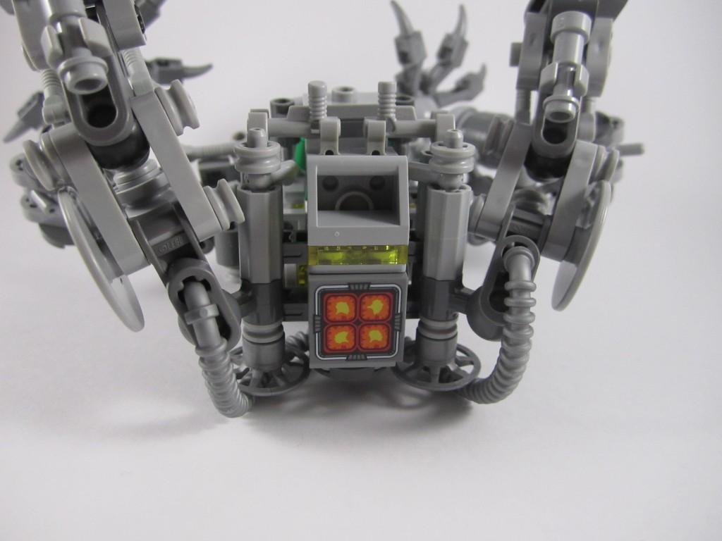 LEGO 21109 Exo Suit Printed Tile