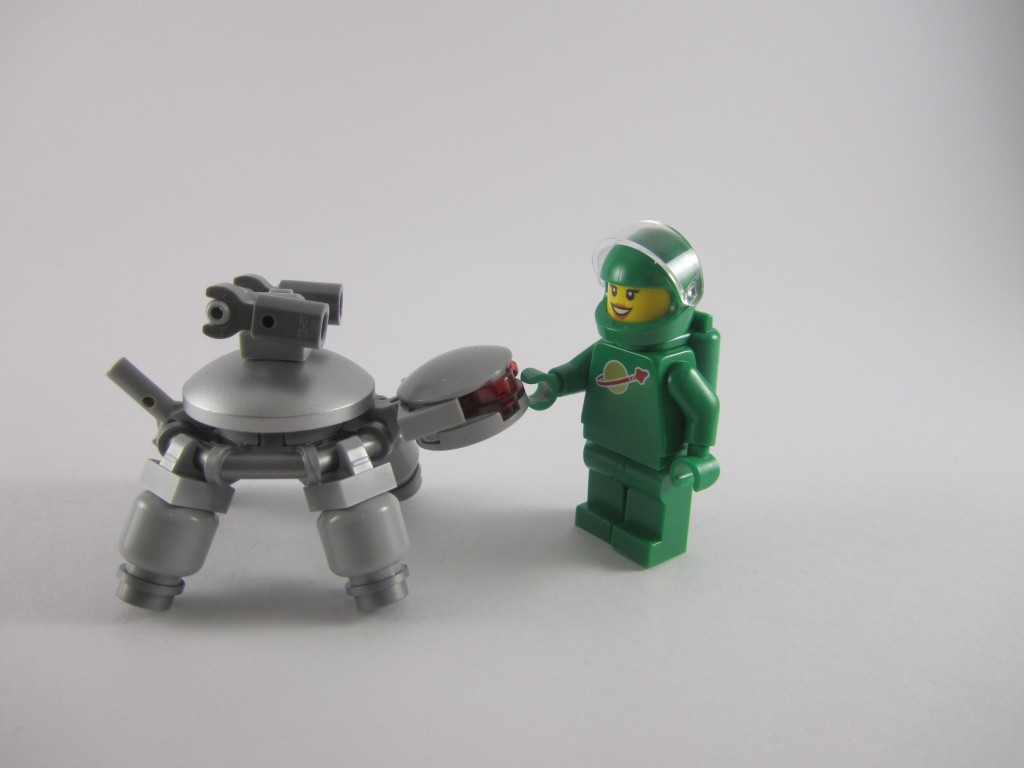 LEGO 21109 Exo Suit Robot Turtle