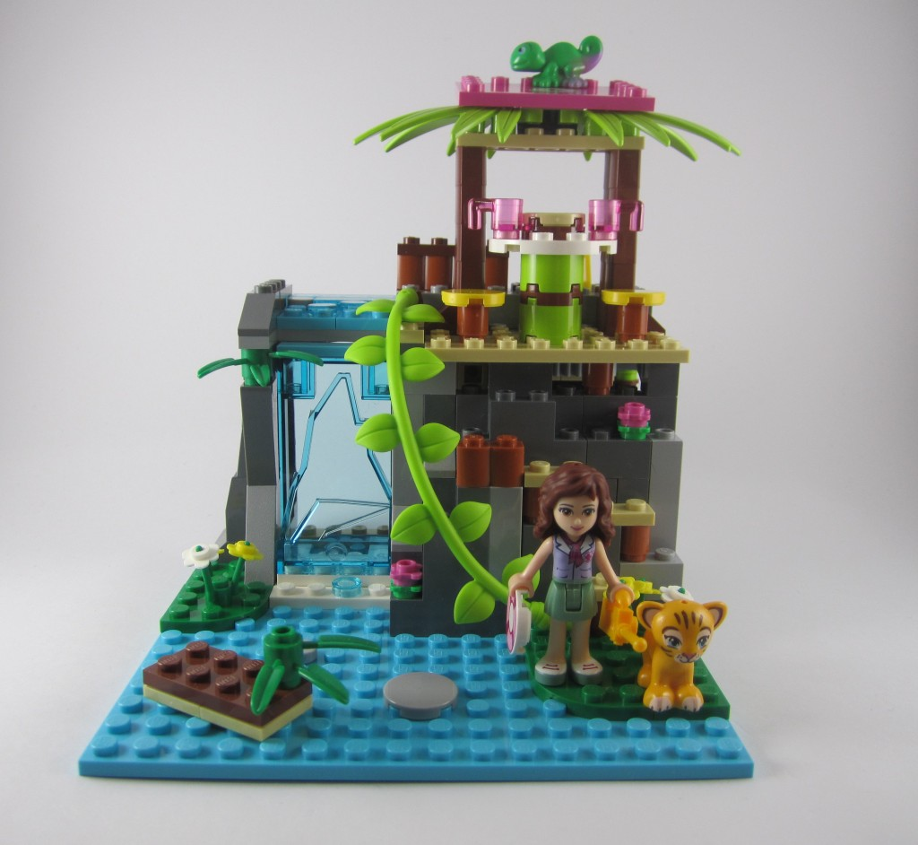LEGO 41033 Jungle Falls Rescue