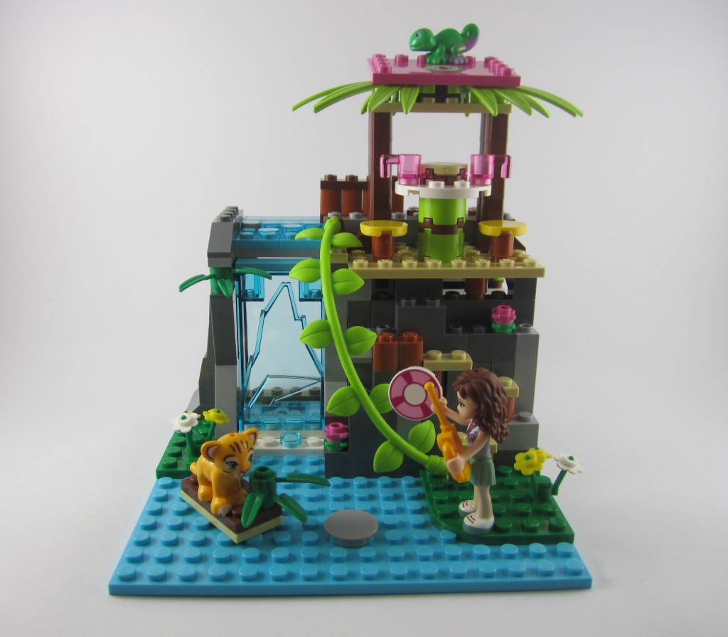 LEGO 41033 Jungle Falls Rescue 2