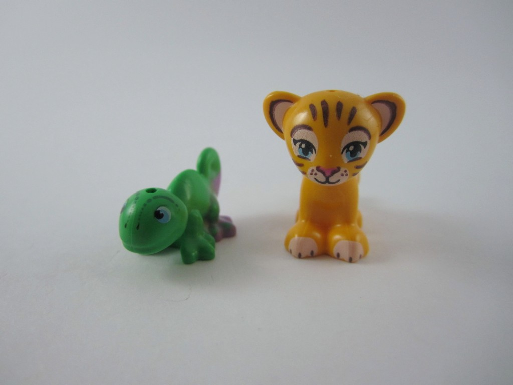 LEGO 41033 Jungle Falls Rescue Chameleon and Tiger