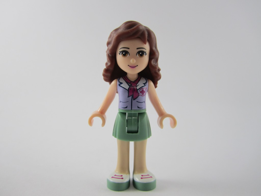 LEGO 41033 Jungle Falls Rescue Olivia
