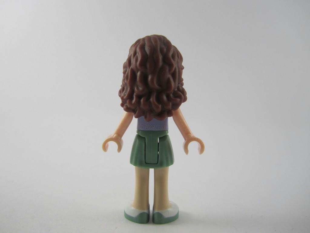 LEGO 41033 Jungle Falls Rescue Olivia Back