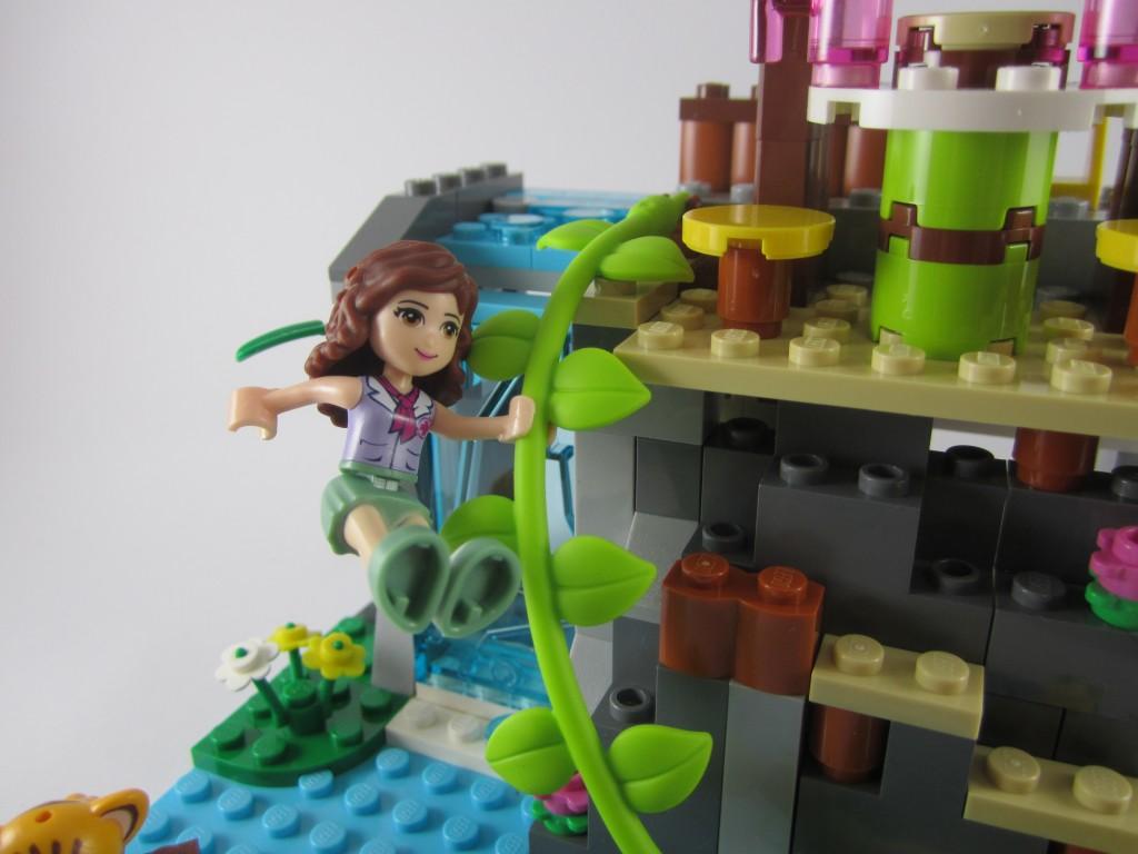 LEGO 41033 Jungle Falls Rescue Vine