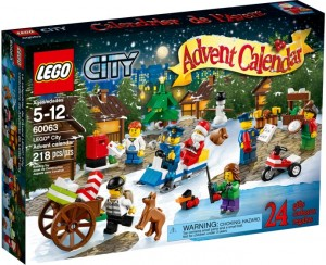 LEGO City Advent Calendar 2014