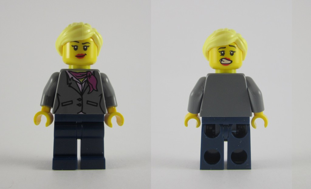 LEGO Ideas 21110 Research Institute  Astronomer Minifigure