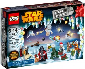 LEGO Star Wars Advent Calendar 2014