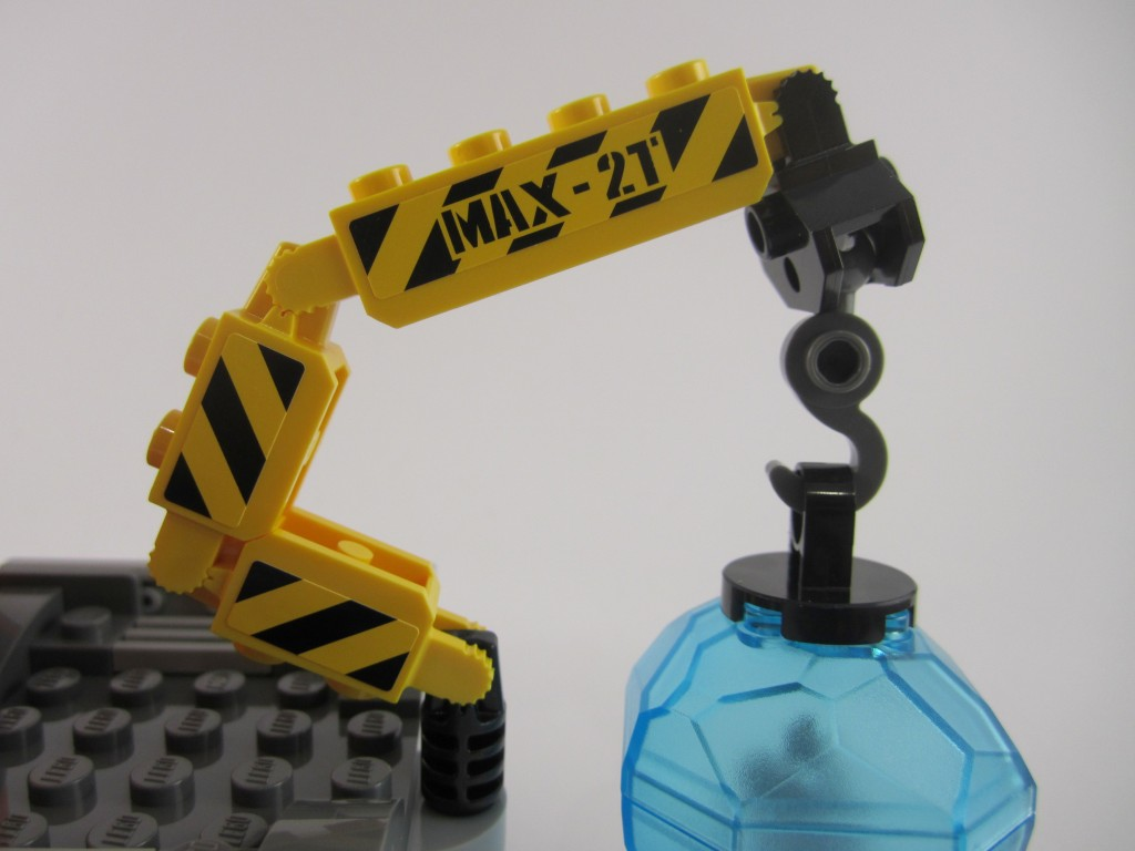 LEGO 60033 City Arctic Ice Crawler Crane