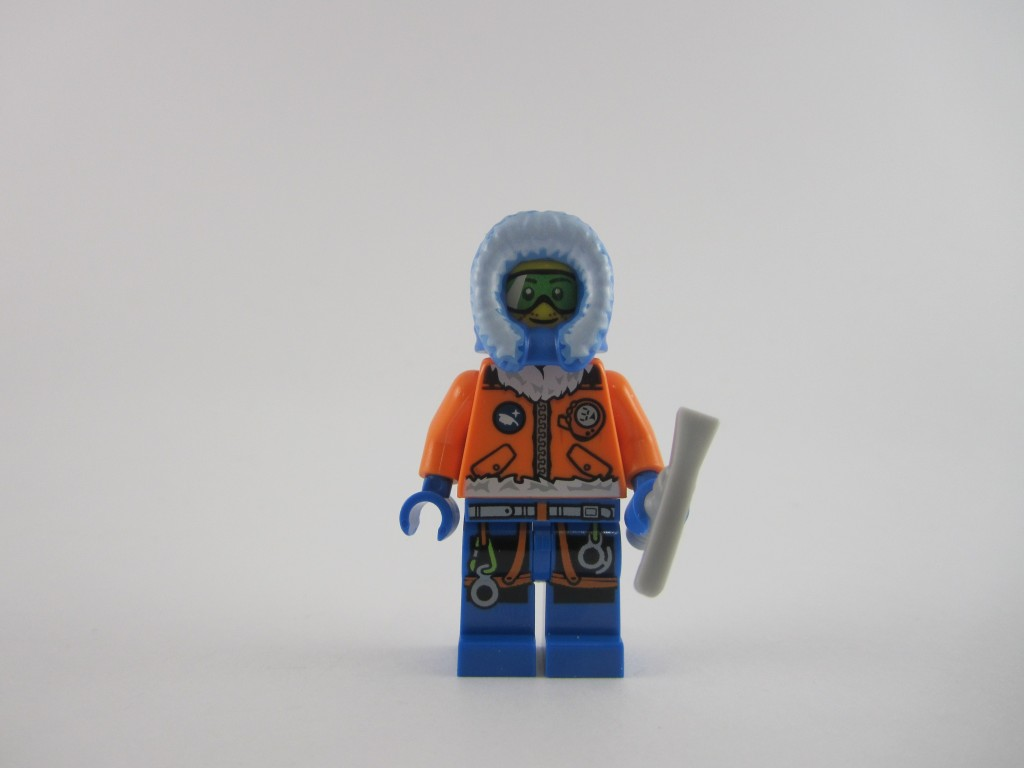 LEGO 60033 City Arctic Ice Crawler Minifigure