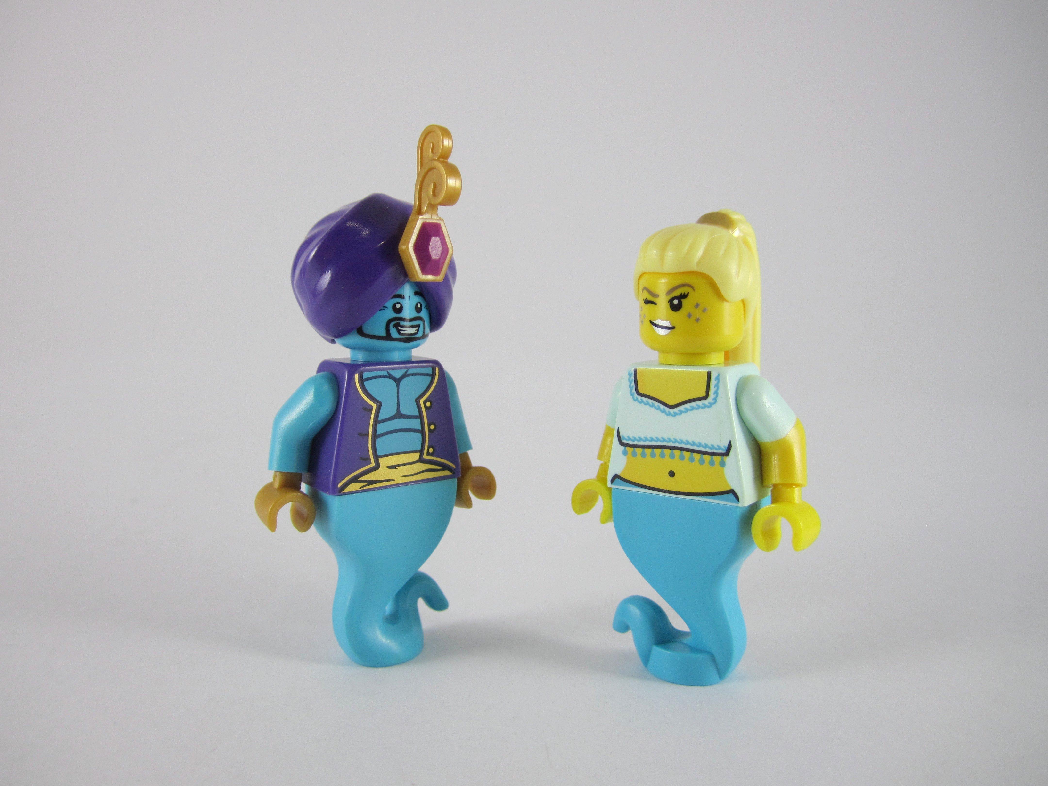 Series 12 lego mini figure DINO TRACKER LADY no bow nor dart LEGO Bau- & Konstruktionsspielzeug