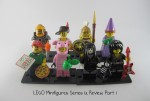 LEGO Minifigures Series 12 Review Part 1