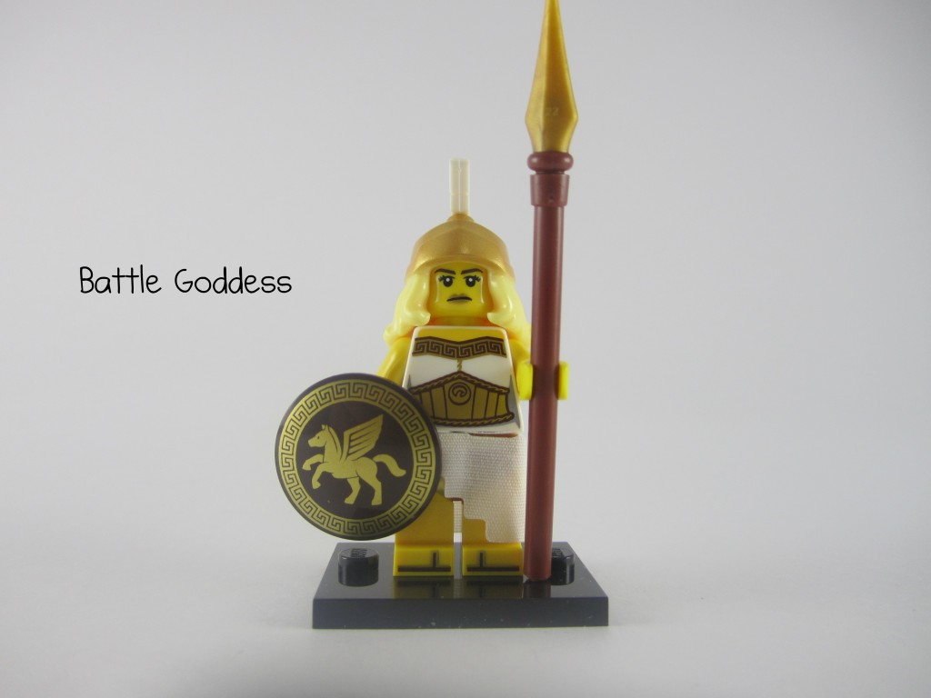 LEGO Series 12 Battle Goddess