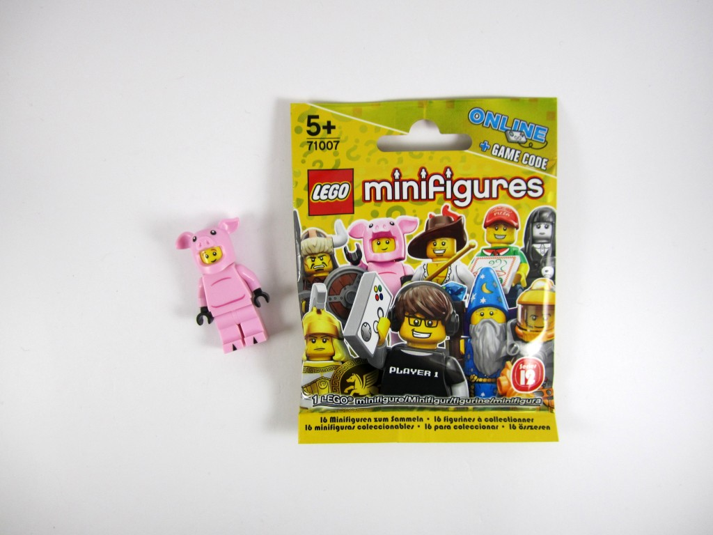 LEGO Series 12 Blind Bag