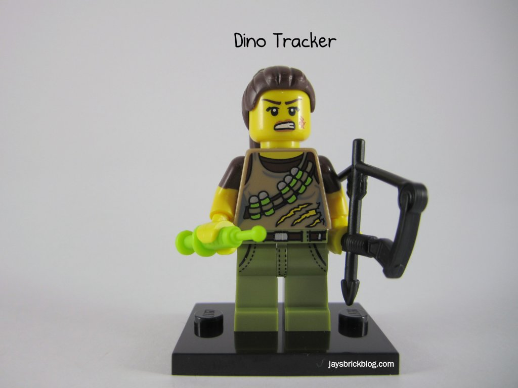 LEGO Series 12 Dino Tracker