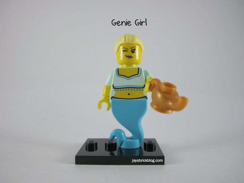 LEGO Series 12 Genie Girl
