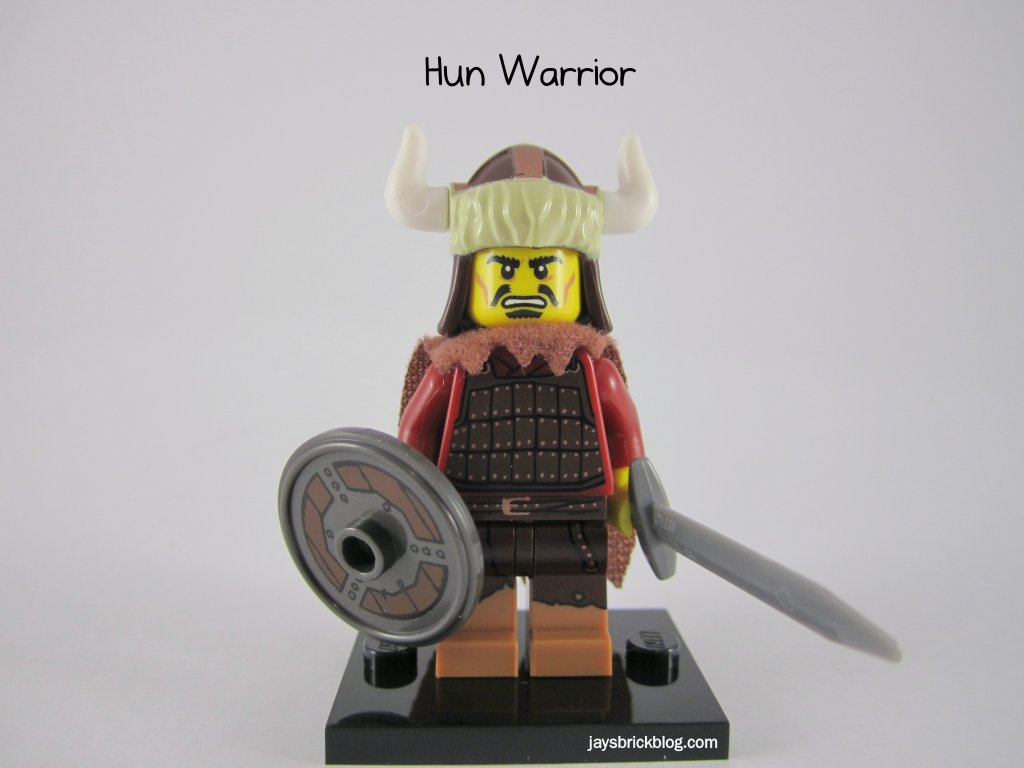 LEGO Series 12 Hun Warrior