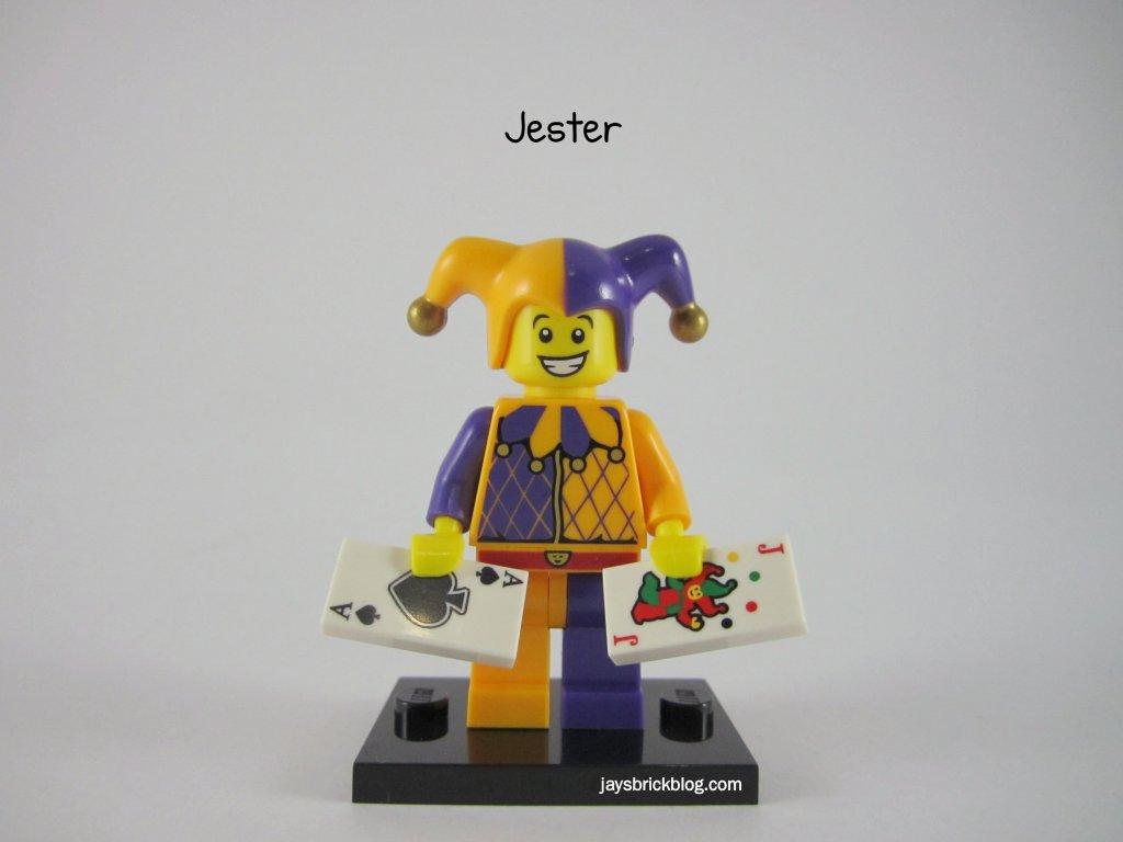 LEGO Series 12 Jester