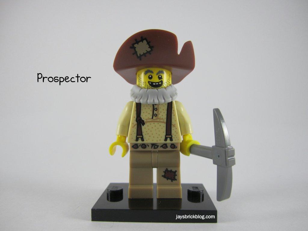 LEGO Series 12 Pospector