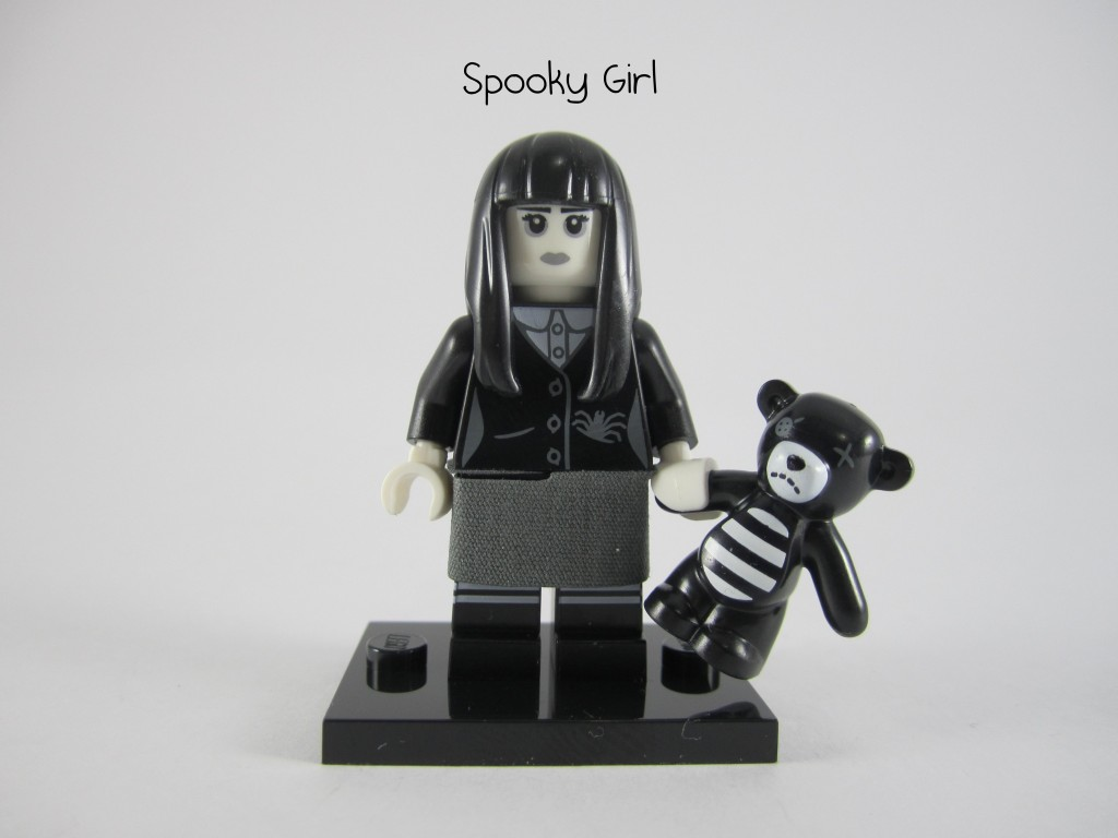LEGO Series 12 Spooky Girl