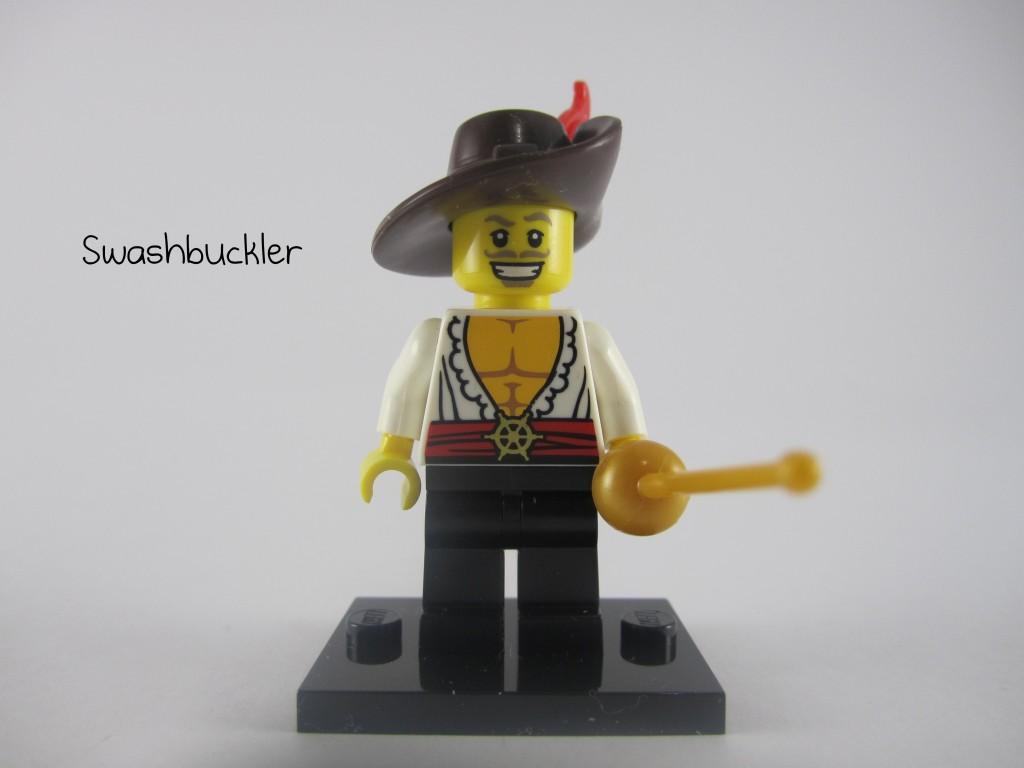 LEGO Series 12 Swashbuckler