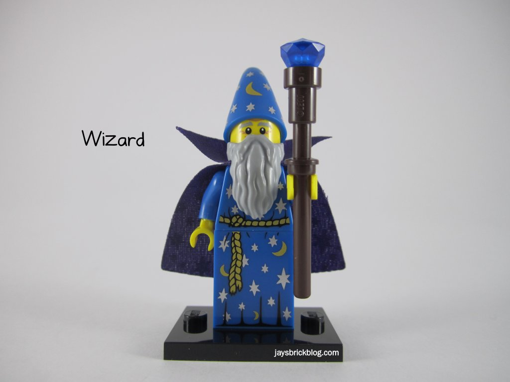 LEGO Series 12 Wizard