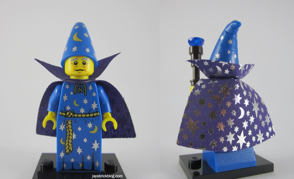 LEGO Series 12 Wizard Cape