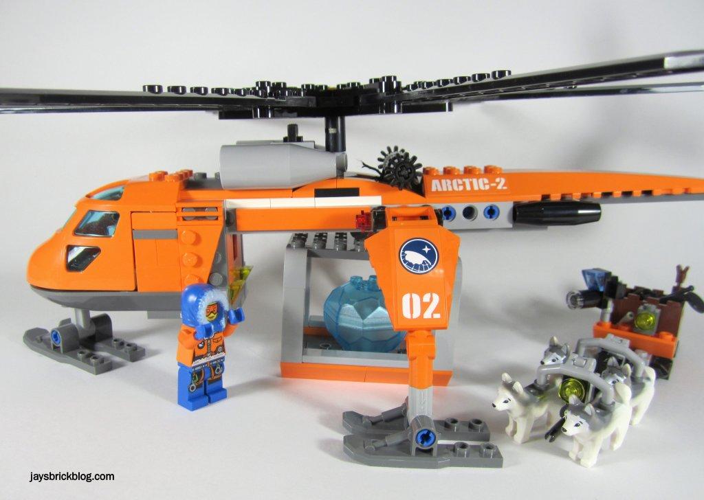 LEGO 60034 Arctic Helicrane