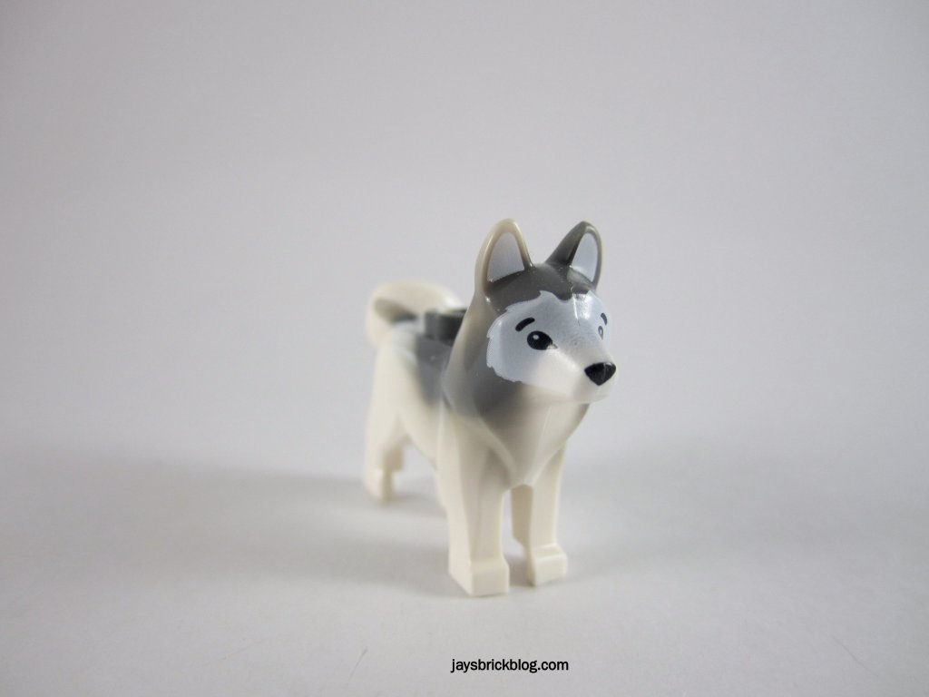 LEGO 60034 Arctic Helicrane Husky (2)