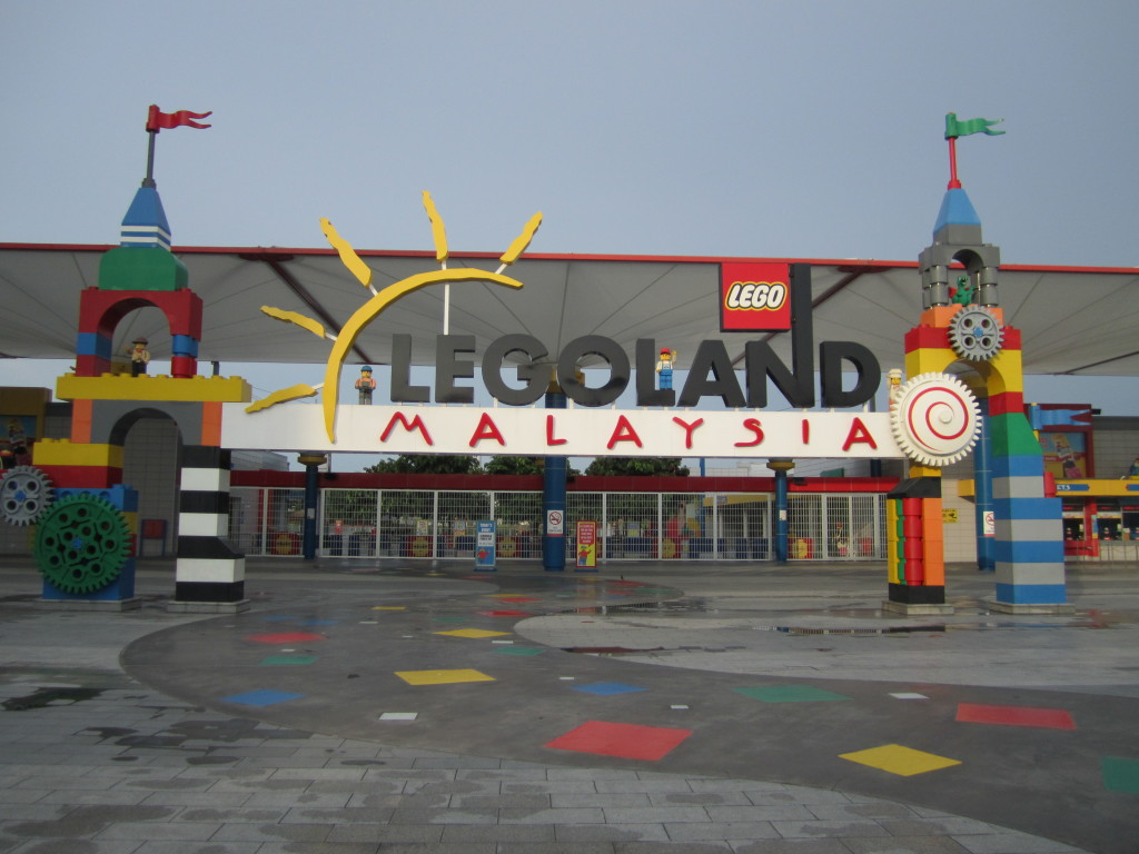 Legoland Malaysia Arch