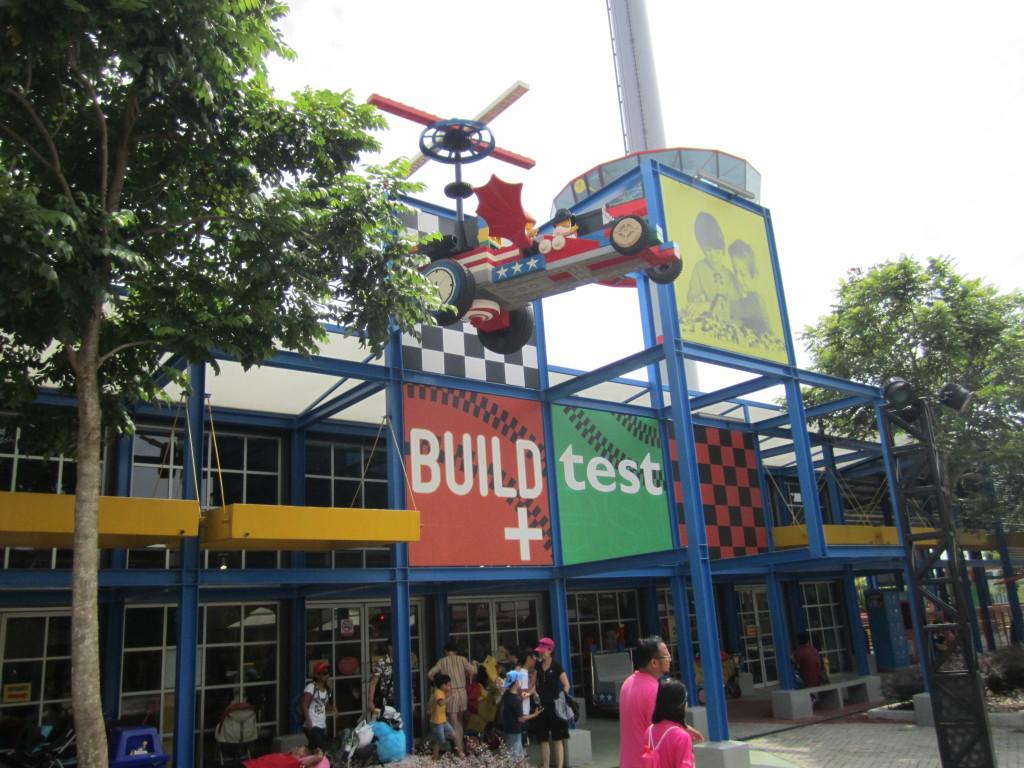 Legoland Malaysia Build and Test