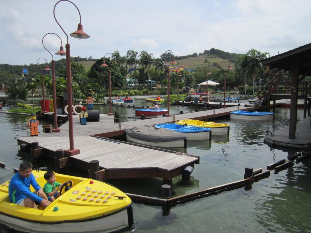 Legoland Malaysia City Boat School