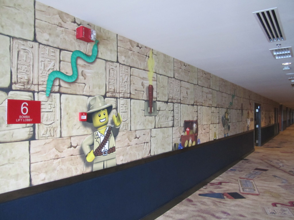 Legoland Malaysia Hotel Adventure Corridor