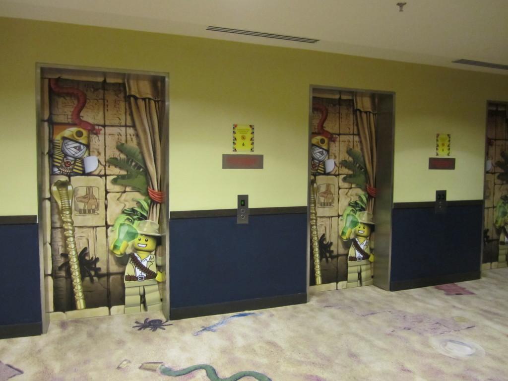Legoland Malaysia Hotel Adventure Floor Lifts