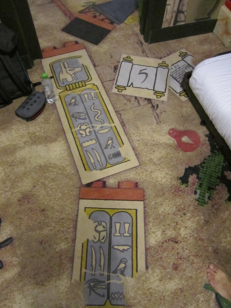 Legoland Malaysia Hotel Adventure Room Carpet Design