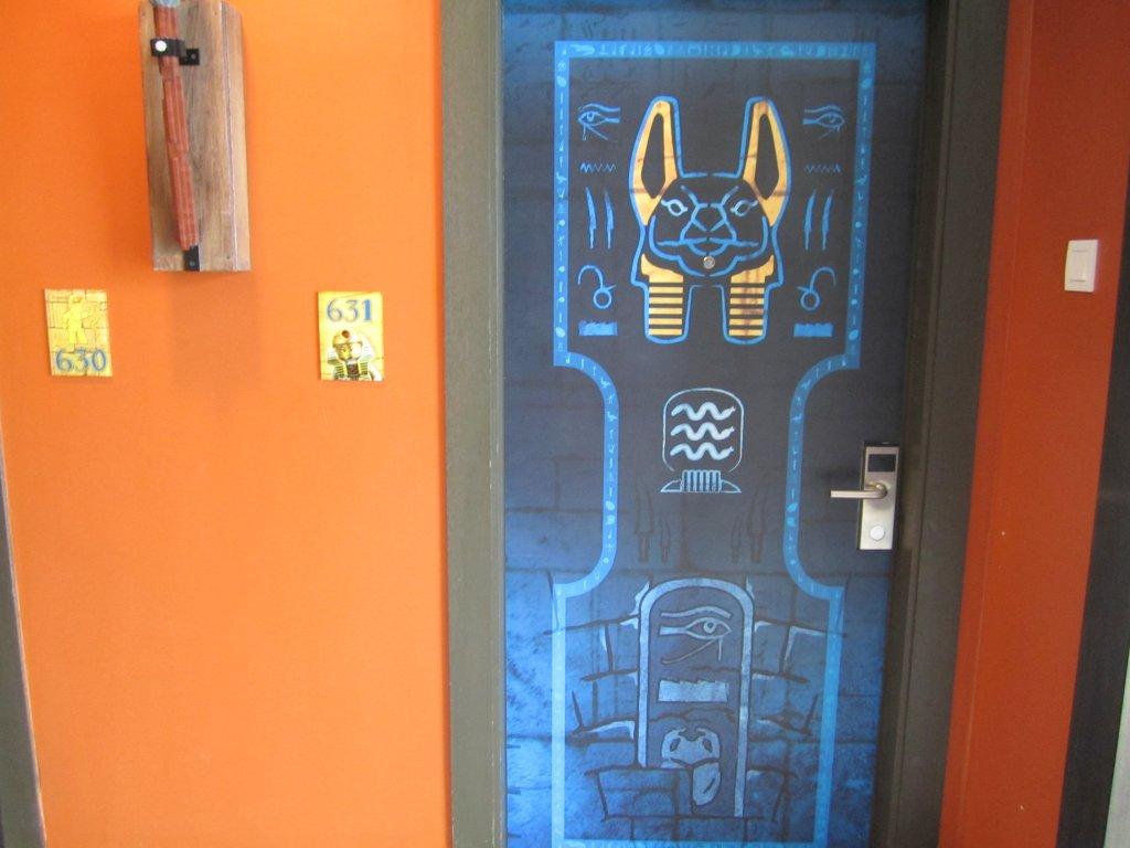 Legoland Malaysia Hotel Adventure Room Door