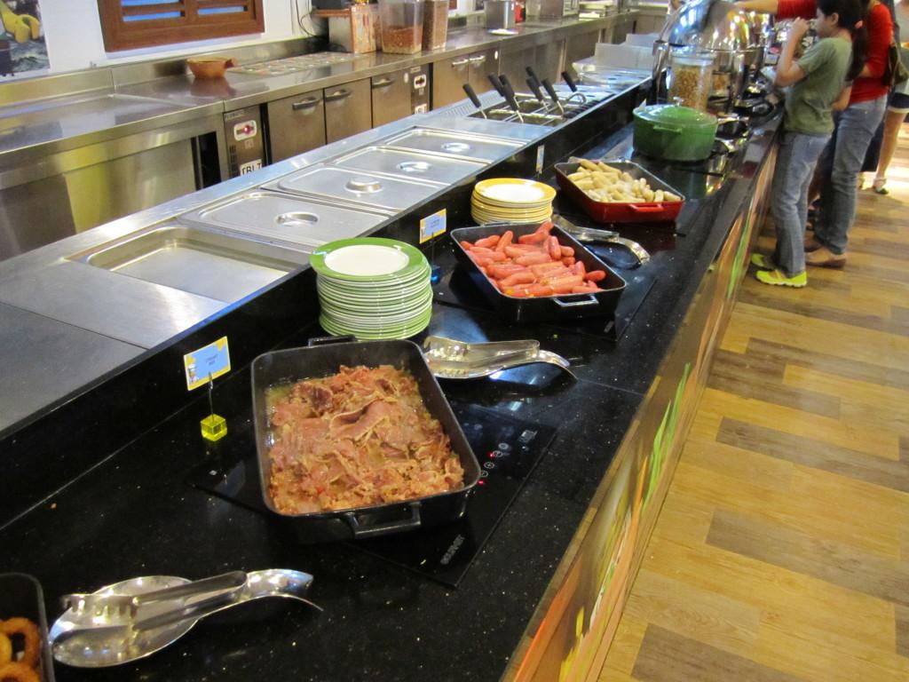 Legoland Malaysia Hotel Buffet Breakfast
