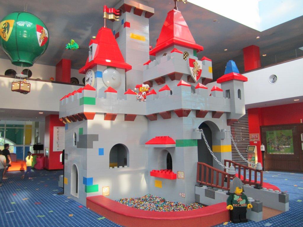 Legoland Malaysia Hotel Castle Playground