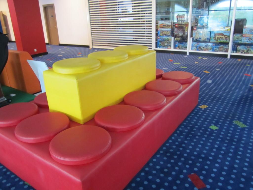 Legoland Malaysia Hotel Couches