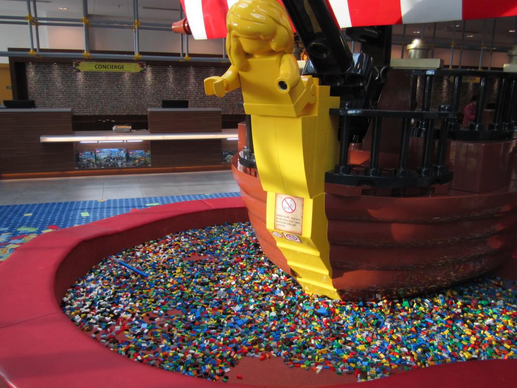 Legoland Malaysia Hotel Pirate Ship Mermaid