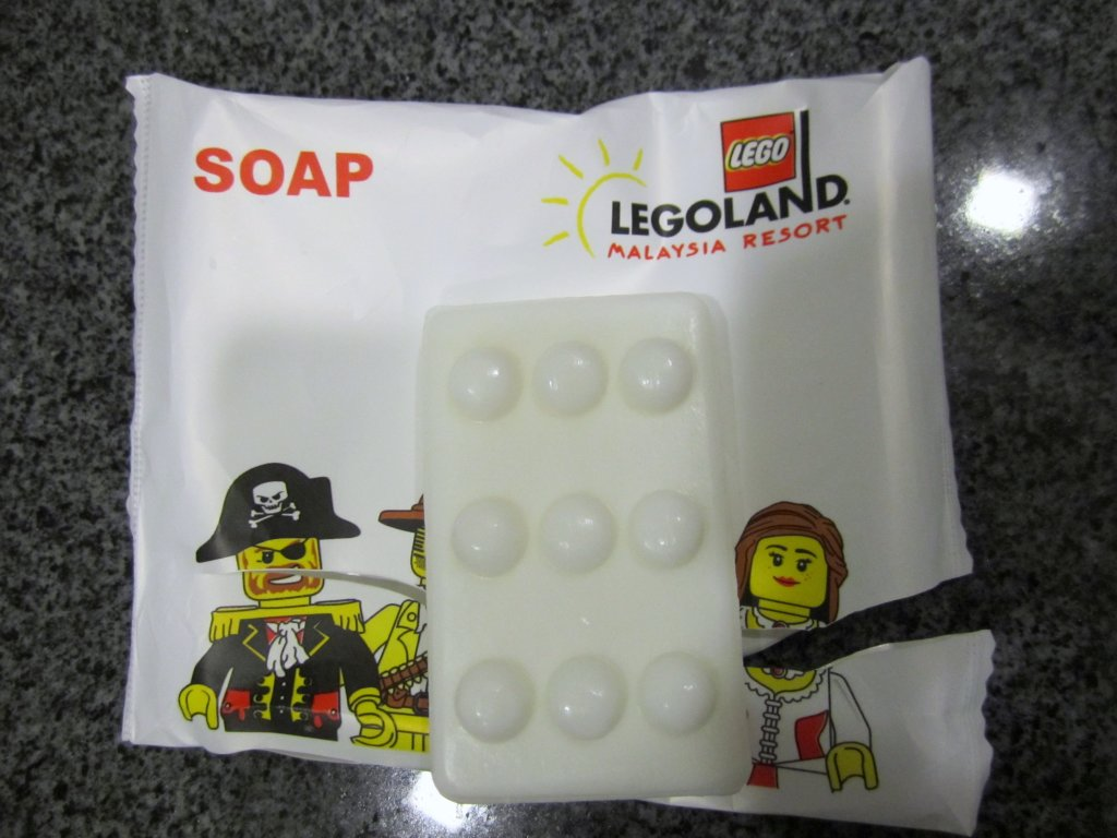 Legoland Malaysia Hotel Soap