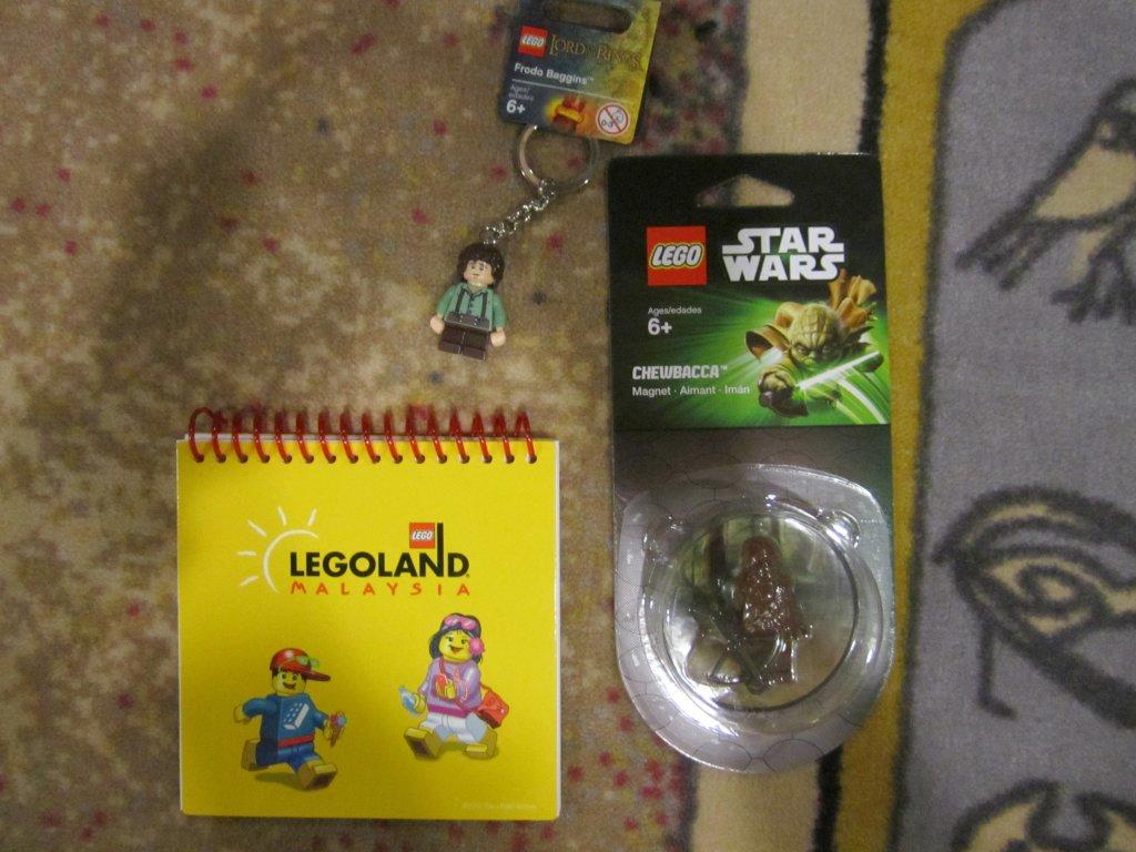 Legoland Malaysia Hotel Treasure Hunt Prizes