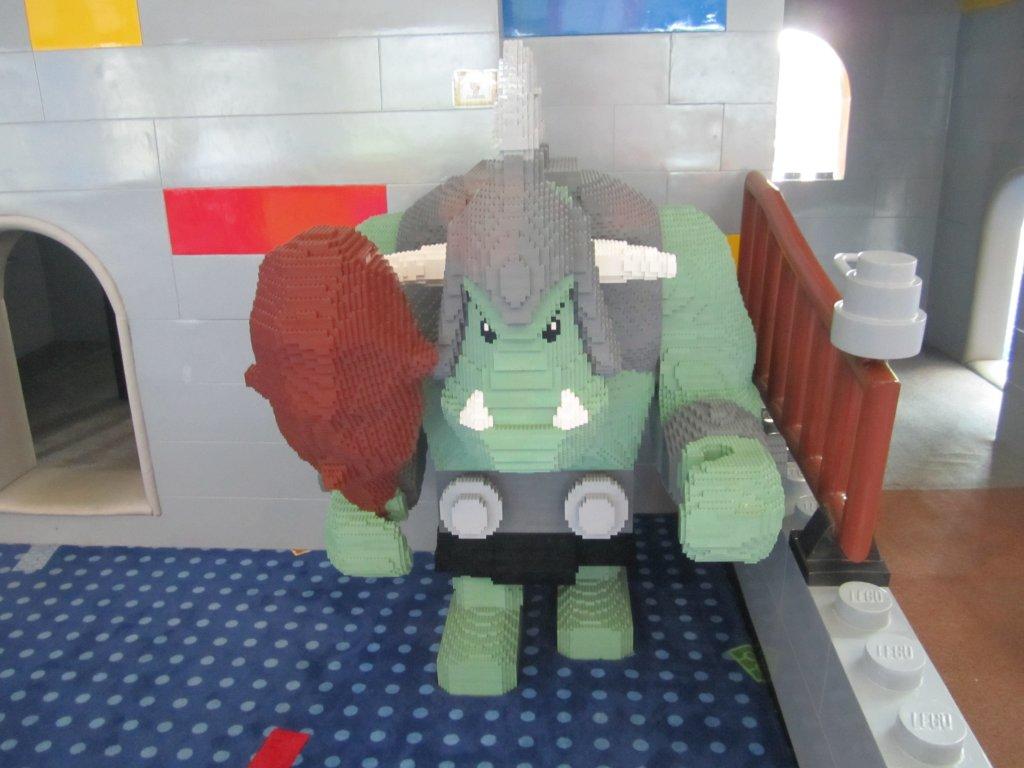 Legoland Malaysia Hotel Troll
