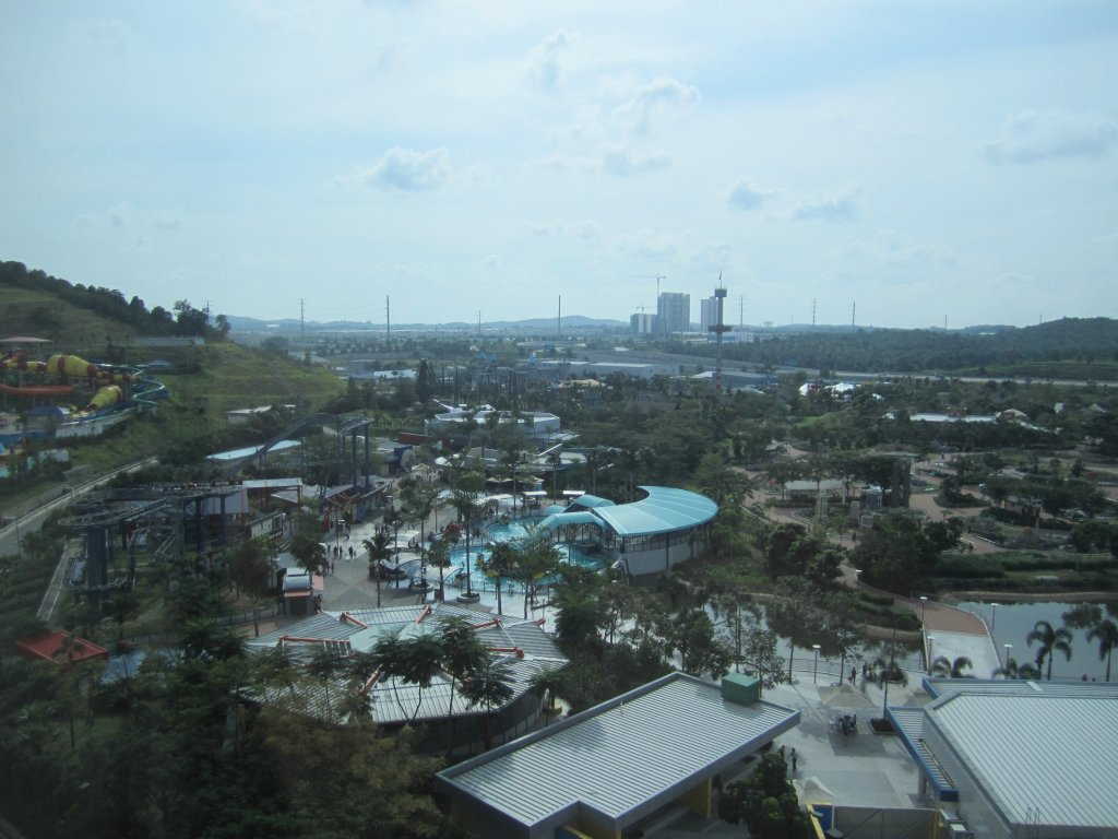 Legoland Malaysia Hotel View from Adventure Room