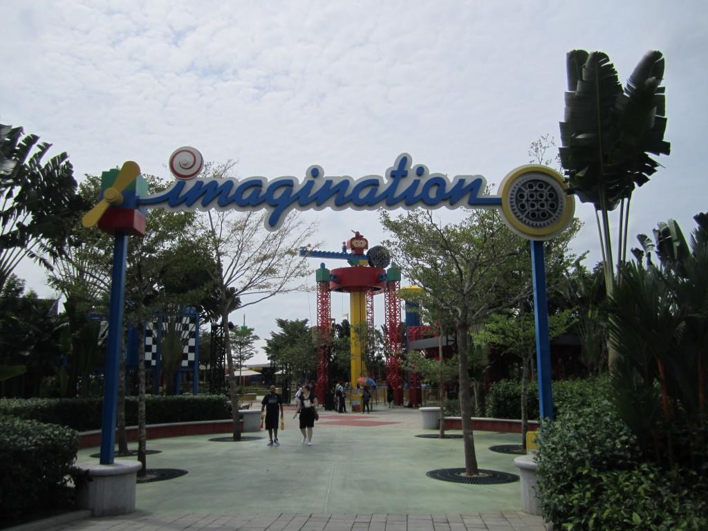 Legoland Malaysia Imagination