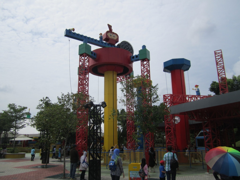 Legoland Malaysia Imagination Structure